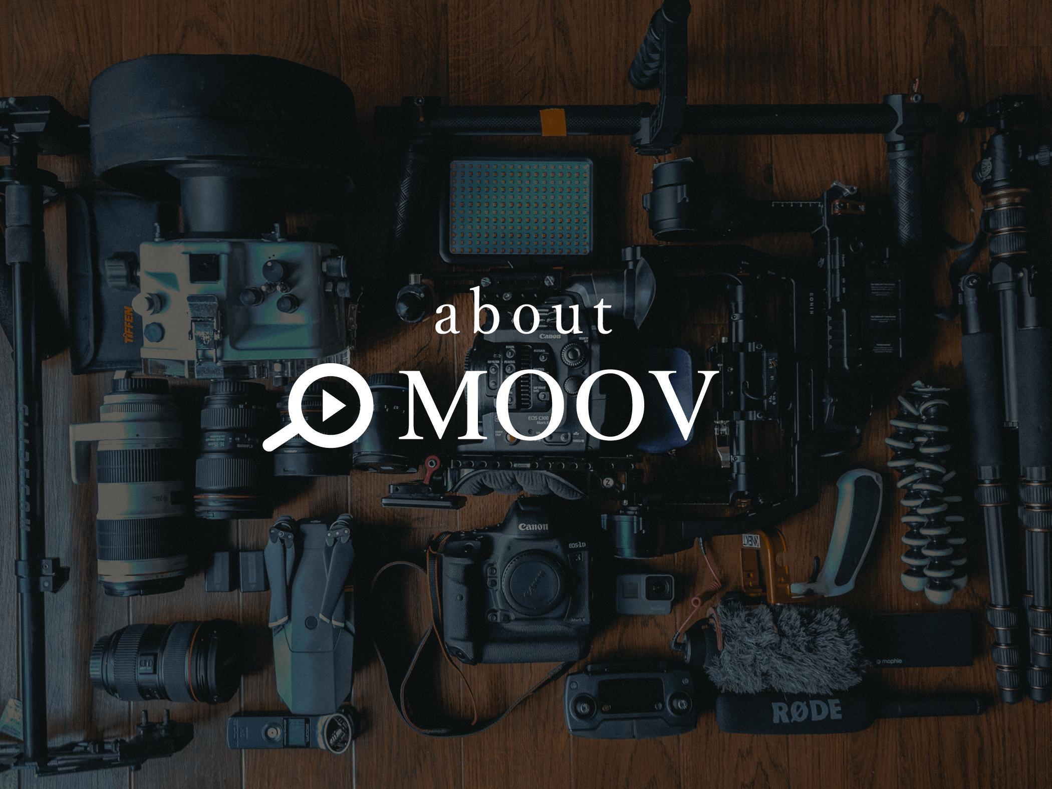 MOOVとは